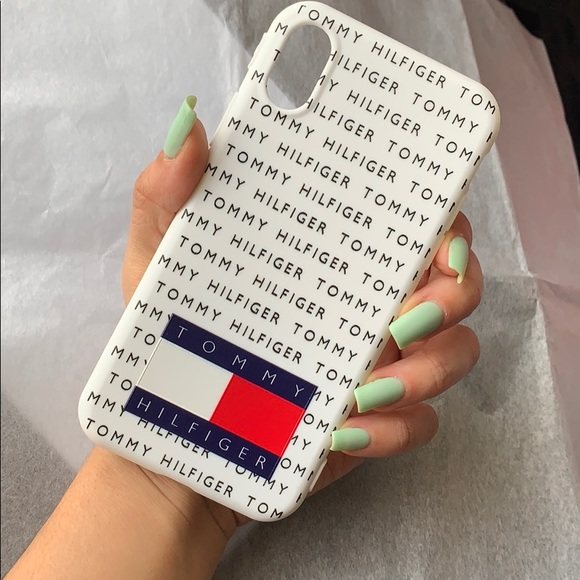 93c11229 Accessories | New Iphone X Xs Xs Max Tommy Hilfiger Case | Poshmark